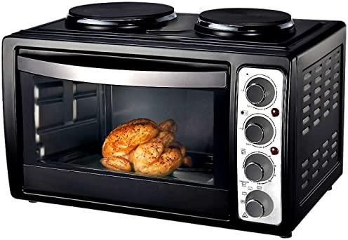 ZEPHYR Z-1441-A48HP - Mini tostadora eléctrica para horno (con ...
