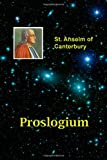 Proslogium, Anselm, 1928565085