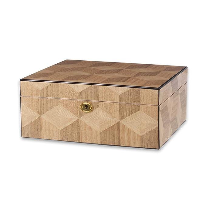 Caja de cigarros, madera importada de cedro, caja de ...