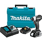Makita XDT15RB 18V LXT Lithium-Ion Sub-Compact Brushless Cordless Impact Driver Kit (2.0Ah)