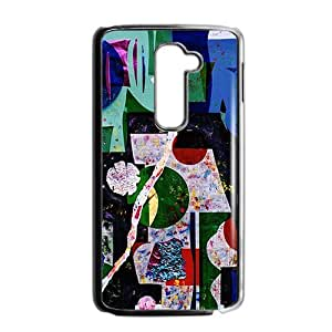 Abstract art design Phone Case for LG G2
