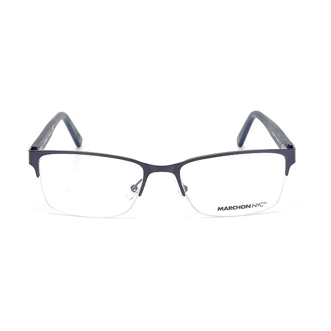 c7d73f304a8 New fashion Designer Clear Lens Glasses Optical Eyewear frame for Women Men  (Blue)