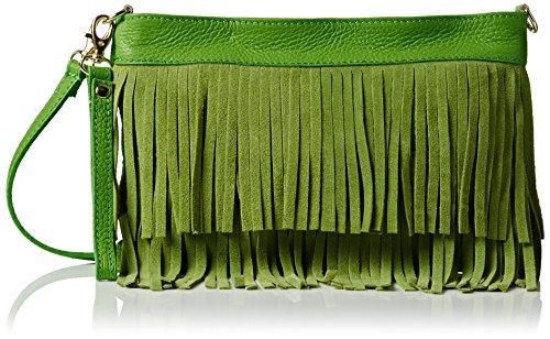 Green bandolera Light Verde HandBags Mujer Gina Bolso Girly AR0HA