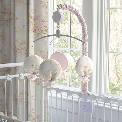 Carousel Designs Shabby Chenille Mobile by Carousel Designs