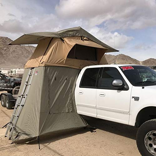 Tuff Stuff Overland TS-ANX-DLT Rooftop Tent Annex Room 2 Person Delta Overland