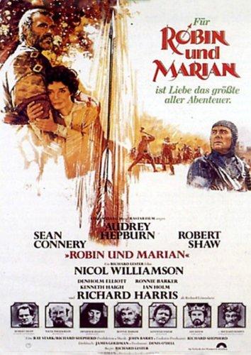 Robin und Marian Film