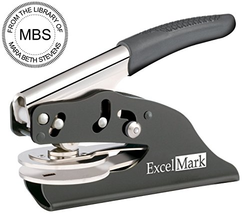 Metal Embosser (ExcelMark From the Library Of Personal Hand Embosser)
