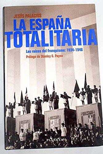 España totalitaria,la (La España plural): Amazon.es: Palacios,Jesus: Libros