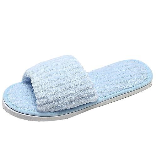 QinMM Zapatillas de Estar por casa Mujer Invierno Lana De Pantuflas Casa Mujer Cute Casual: Amazon.es: Zapatos y complementos
