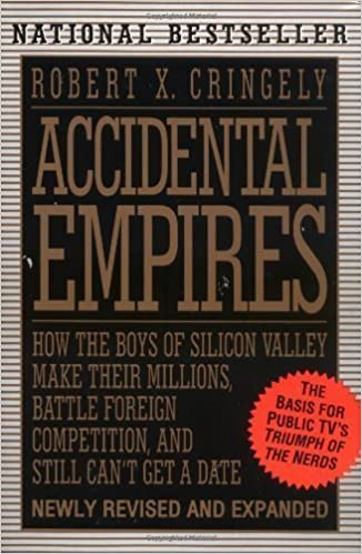 Book Accidental Empires