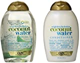 (OGX) Organix Weightless Hydration Coconut Water Shampoo &...
