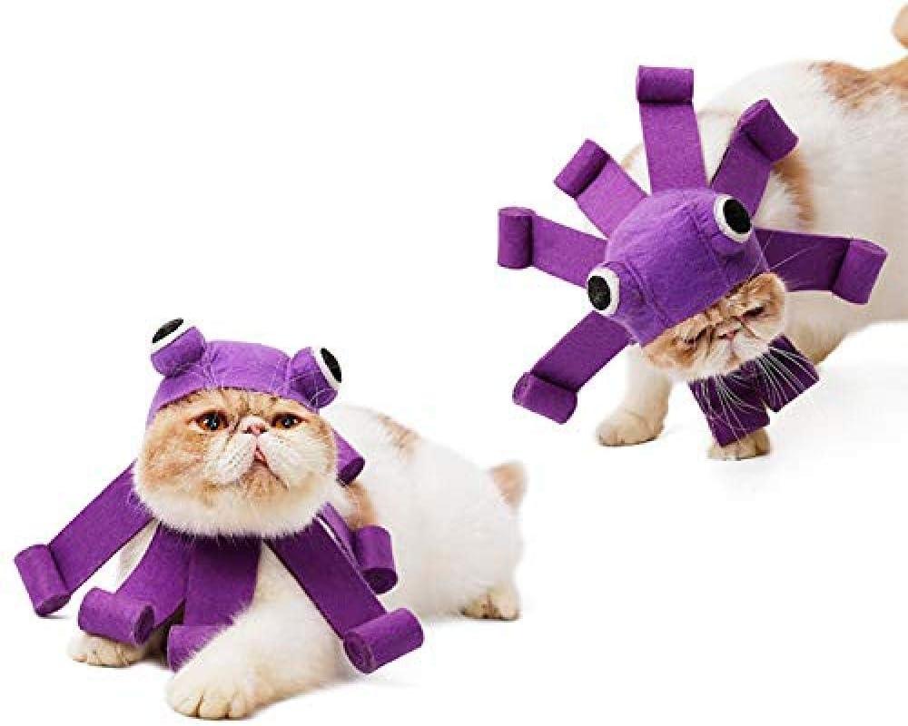 DOPG Sombreros para Perros y Gatos, Disfraces de Pulpo, Modelado ...