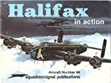 Halifax in Action, Jerry Scutts, 089747158X