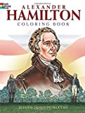 img - for Alexander Hamilton Coloring Book (Dover History Coloring Book) book / textbook / text book