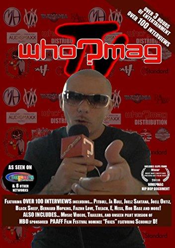 Who?Mag TV: Season 1 Box Set
