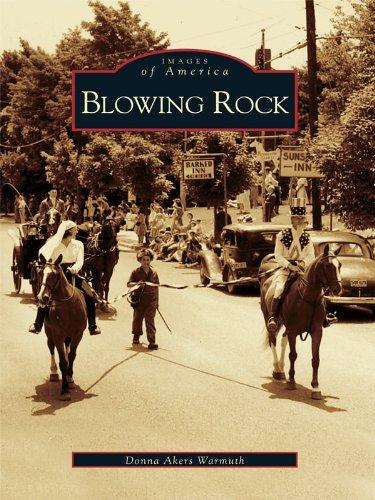Blowing Rock (North Carolina Blowing Rock)