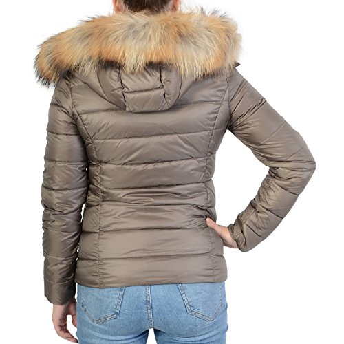 Et Doudoune Luxe Taupe Sports Froid Jott Loisirs Grand wzUqO