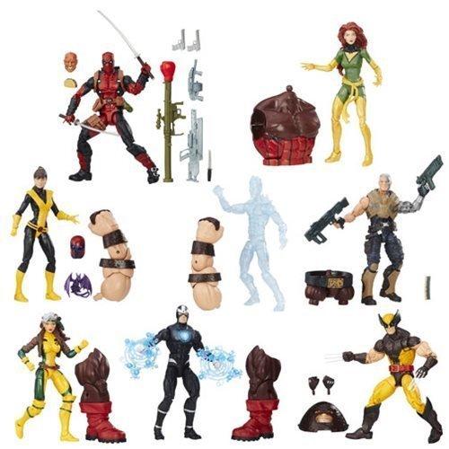 90s marvel figures - 8