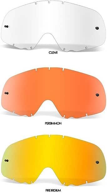 amazon com oakley crowbar mx replacement lens persimmon