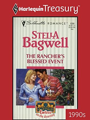book cover of The Rancher\'s Blessed Event