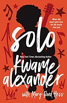 Solo (Blink) by [Alexander, Kwame, Hess, Mary Rand]