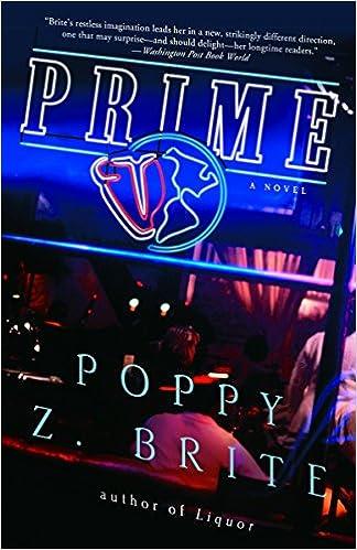 Amazon Fr Prime A Novel Poppy Z Brite Livres