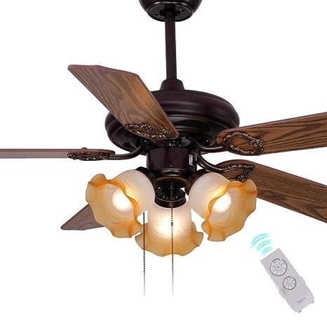 Lámpara de techo estilo Tiffany de 42 pulgadas con pantalla ...