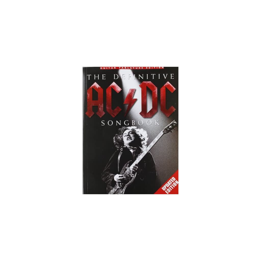 The Definitive AC/DC Songbook  2011