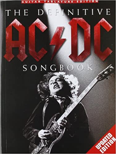 The Definitive AC/DC Songbook - Updated Edition: Amazon.es: Hal Leonard Publishing Corporation: Libros en idiomas extranjeros