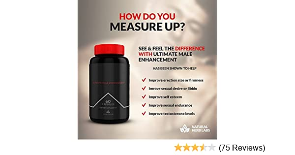 Amazon Com Dudemax Xl Testosterone Booster Increase Size Girth