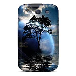 New Design Shatterproof SZopAIx1389hIpBe Case For Galaxy S3 (the Dream Tree)