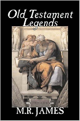 Book Old Testament Legends