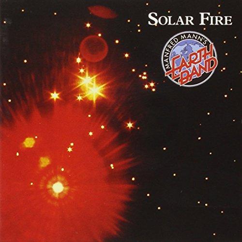 Manfred Mann's Earth Band: Solar Fire (Audio CD)