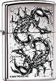 Zippo Lighter - Double Black Scorpion ZMP307055~250