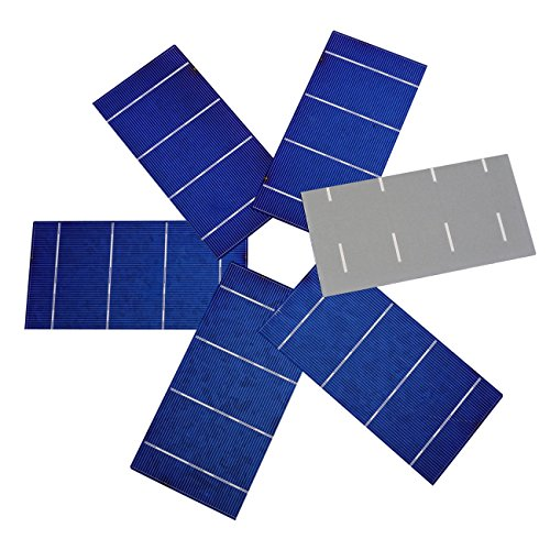 40pcs-3x6-Solar-Cells-Kit-w-Tabbing-Bus-Wire-J-box-for-DIY-80W-Solar-Panel