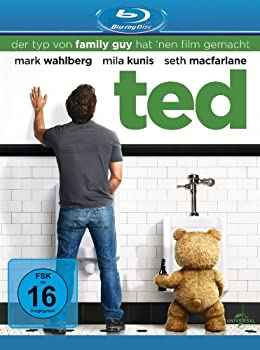 Ted Film Blu-ray
