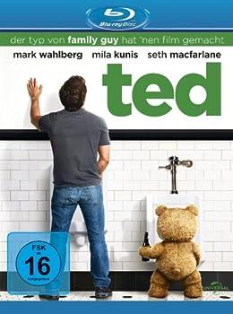 Ted Film Blu-ray