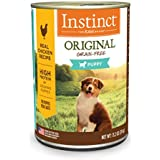 Instinct Original Puppy Grain-Free Real Chicken Recipe Wet Canned Dog Food by Nature's Variety, 13.2 oz. Cans (Case of 6)