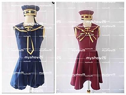 ディズニーシー☆ダッフィー+シェリーメイ☆コスプレ衣装 オーダー自由 ディズニークリスマス、ハロウィン