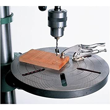 12-Inch Steelex D2493 Drill Press Clamp