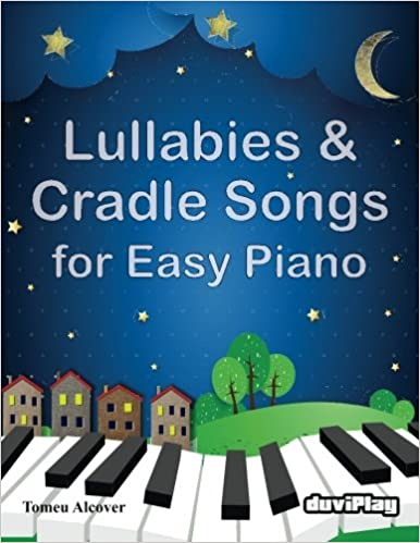 Book Lullabies & Cradle Songs for Easy Piano