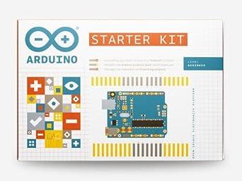ARDUINO - Kit de iniciación, 1: Amazon.es: Amazon.es