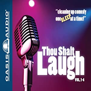 Thou Shalt Laugh Audiobook