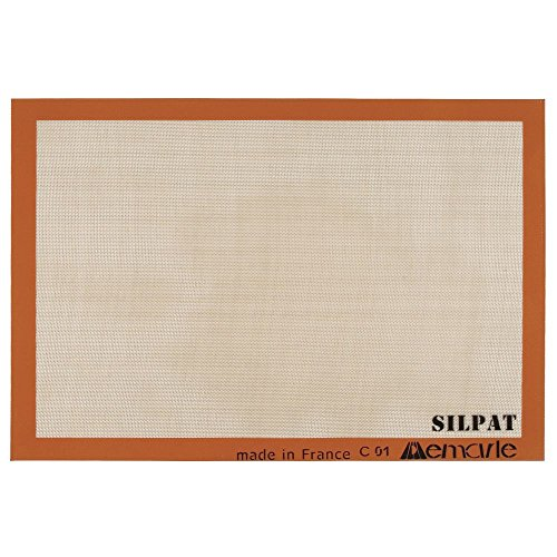 Demarle Baking Mat (Sasa Demarie Silpat Silicone Nonstick Baking Sheet Mat- 18