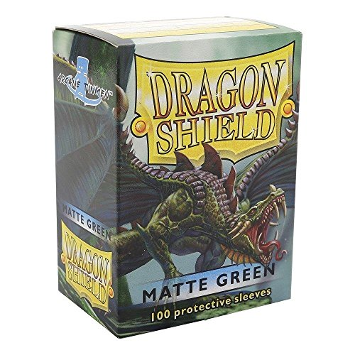 Green Magic Cards