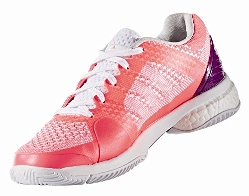 Chaussures Coloris Purple Rouge Barricade Femme Rouge Blanc de Noir Violet Boost Variés adidas Flashy Pop Tennis Asmc Blanc Pop zpwF1t