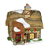 Department 56 Dickens Village Hollyberry Cottage