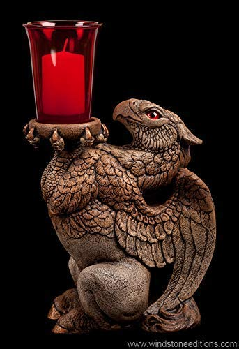 Hippogriff Candle Lamp ()