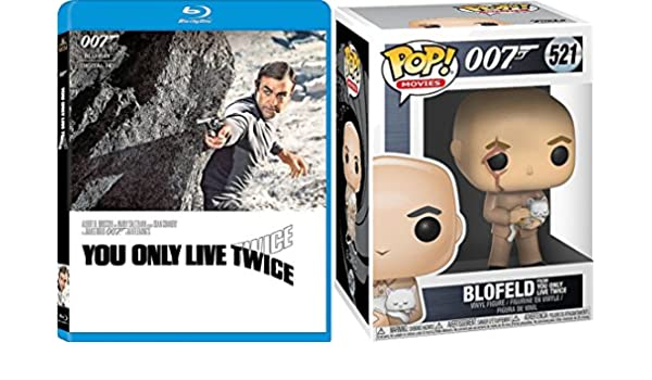 Movies 007 521 Blofeld from you olnly live twice FUNKO POP