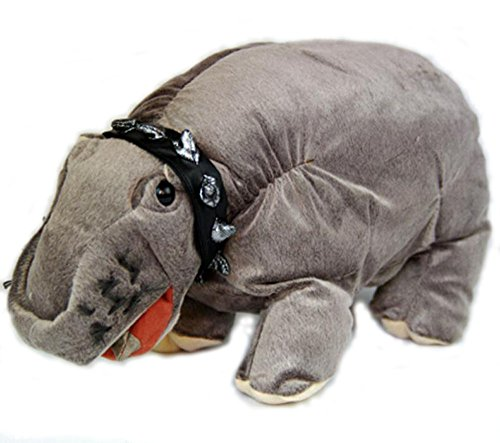 Bert the Farting Hippo Plush Toy 15""